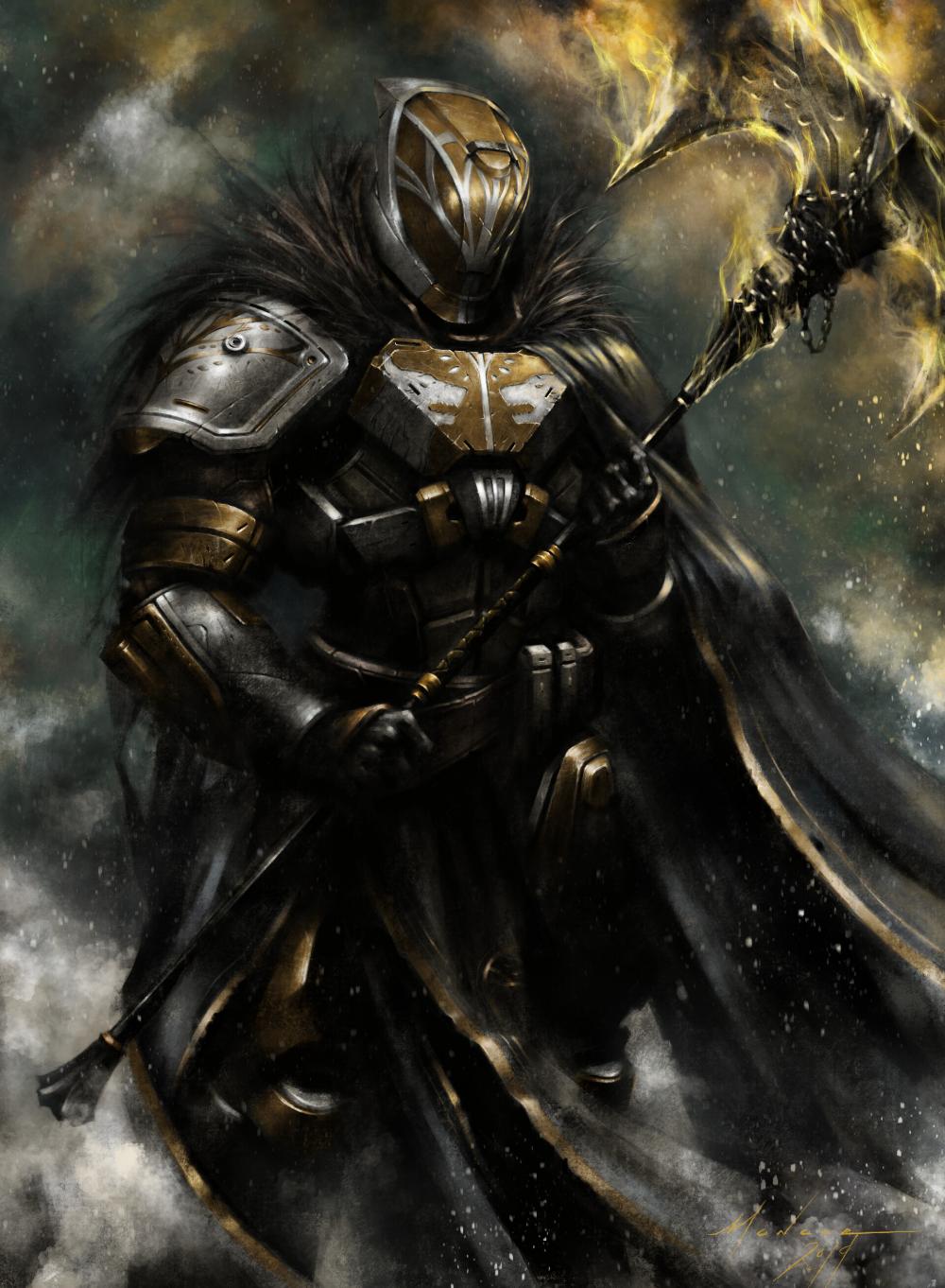 Artstation Lord Saladin Destiny Fan Art Brian Moncus Destiny Game Destiny Bungie Destiny Backgrounds