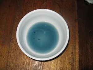 Homemade Natural Blue Food Coloring | Recipe | To Cook | Pinterest ...