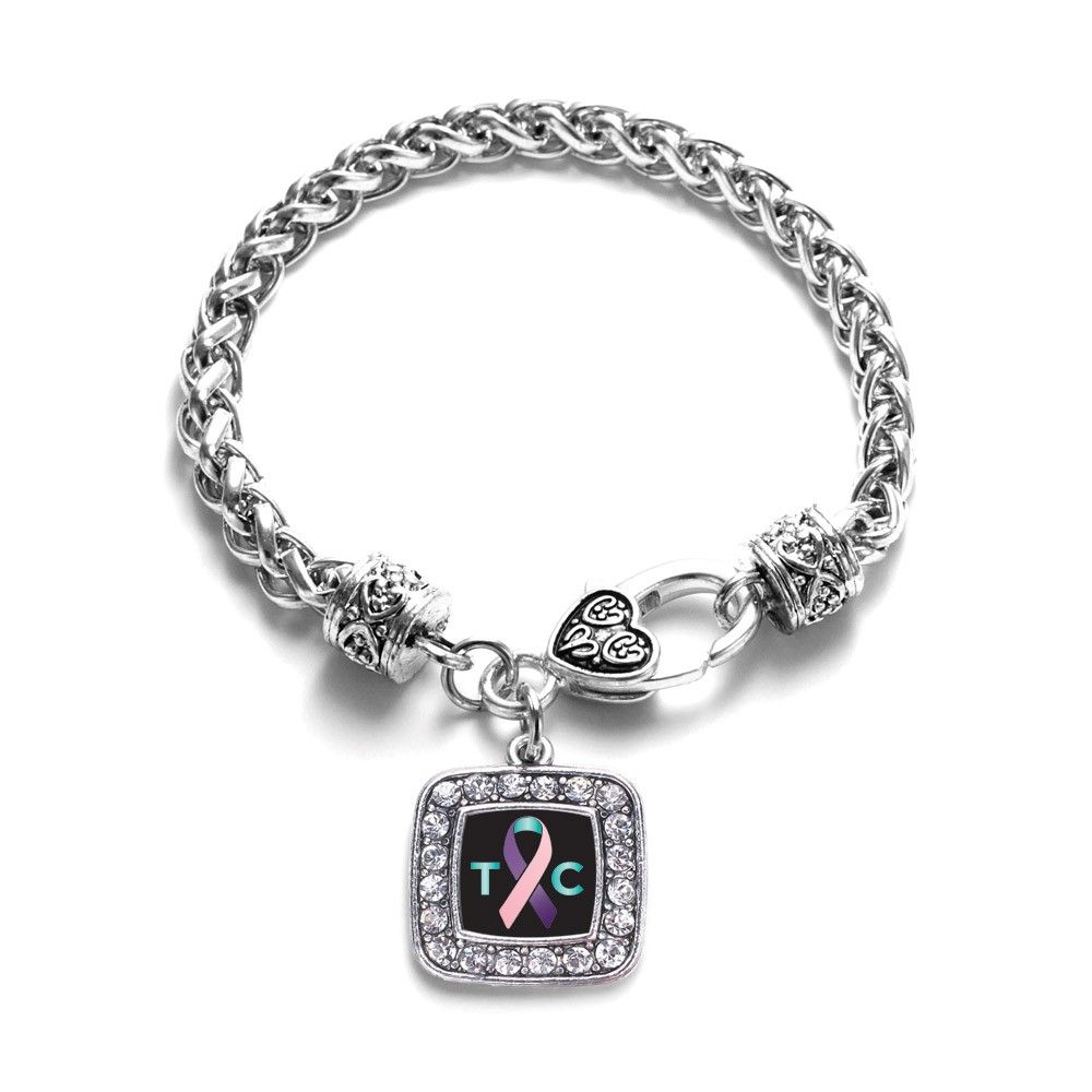 Thyroid Cancer Classic Support Bracelet