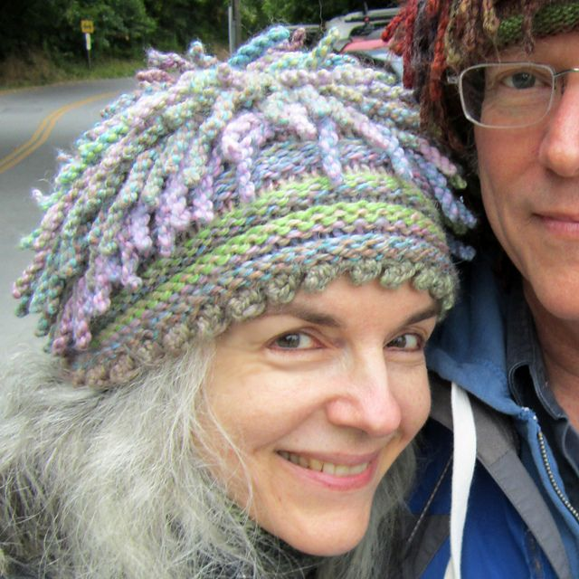 2172aff1856 Ravelry  Project Gallery for Anemone Hats pattern by Cat Bordhi