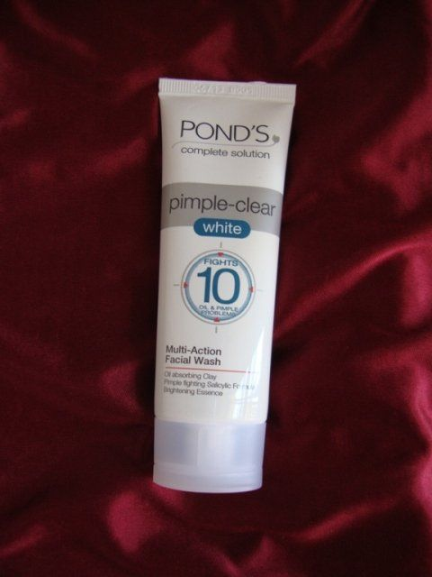 Pond S Pimple Clear White Multi Action Facial Wash Acne Face Wash Best Face Wash Face Wash