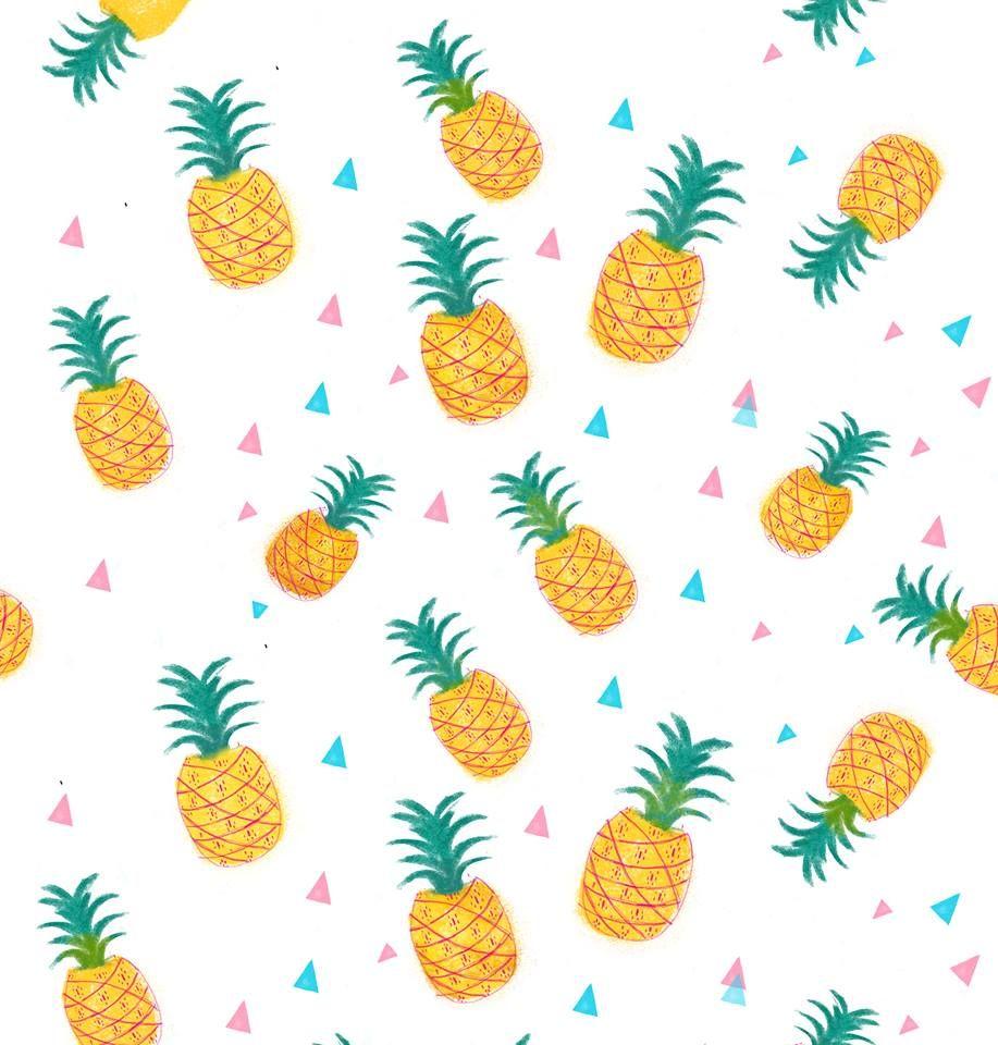 Grace habib pineapples pineapple pi a lover for Print ecran