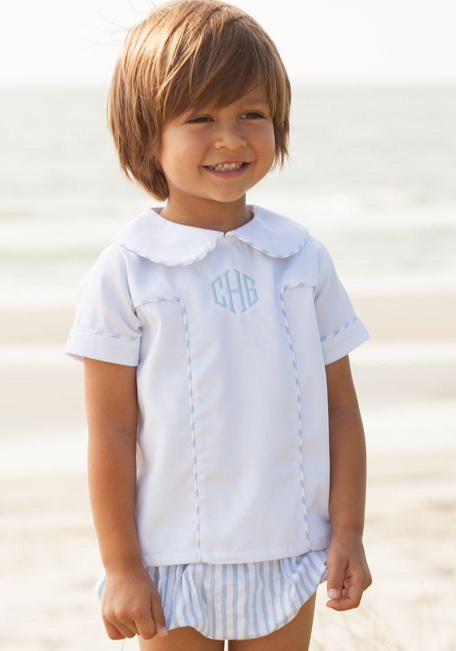 3bba38949303 Shrimp   Grits Kids - Boys Smocked and Appliques Kids Clothing ...