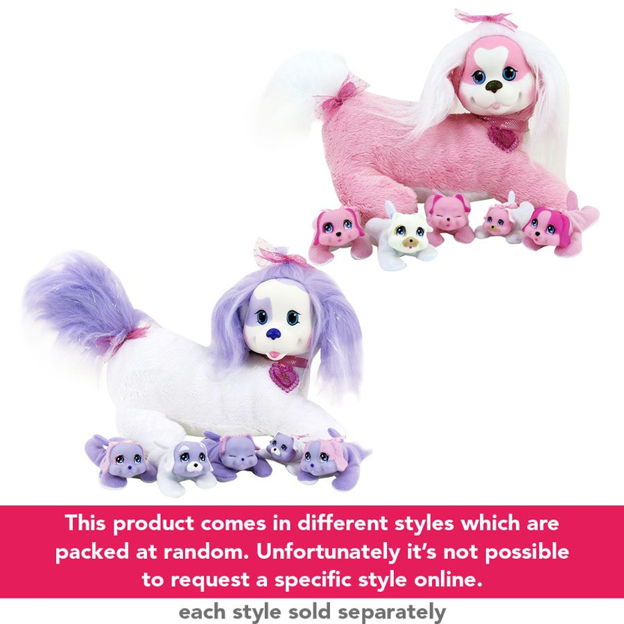 Puppy Surprise Plush - Assorted | ToysRUs Australia Mobile | Little ...
