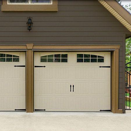 Decorative Magnetic Garage Door Accents Garage Doors Garage Door Styles Garage Door Design