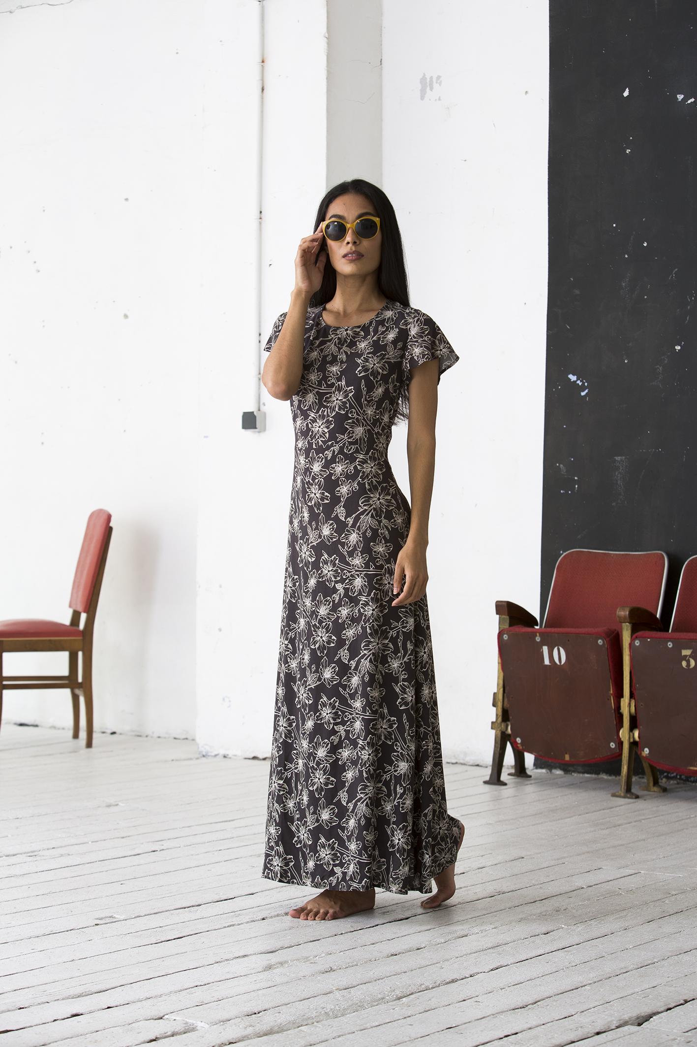 Lola Espeleta Collection Printemps Ete 2018 Theme Slow Future Short Sleeve Dresses Dresses With Sleeves Fashion