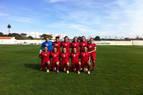 SPORTS And More: #WomensSoccer U19 #Portugal -1- #Austria -0- F