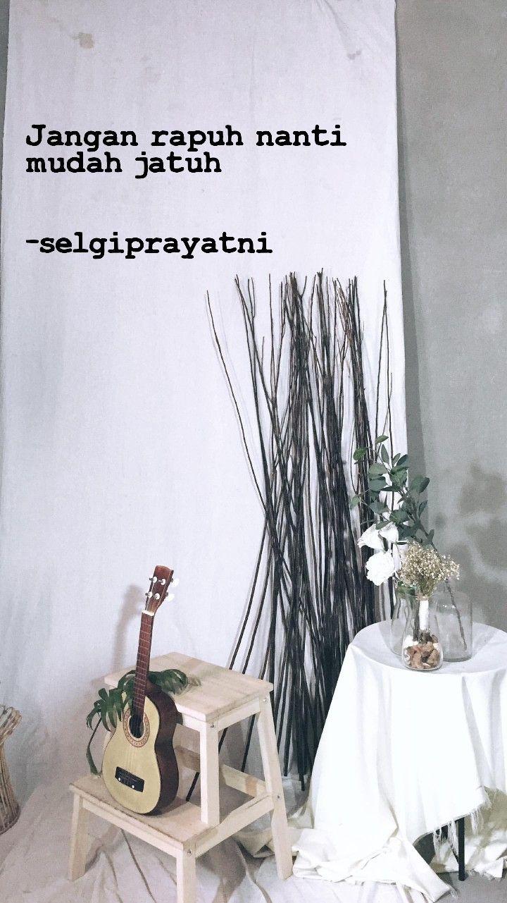 Pin oleh Selgi Prayatni di Quoteselgii di 2020 Kutipan