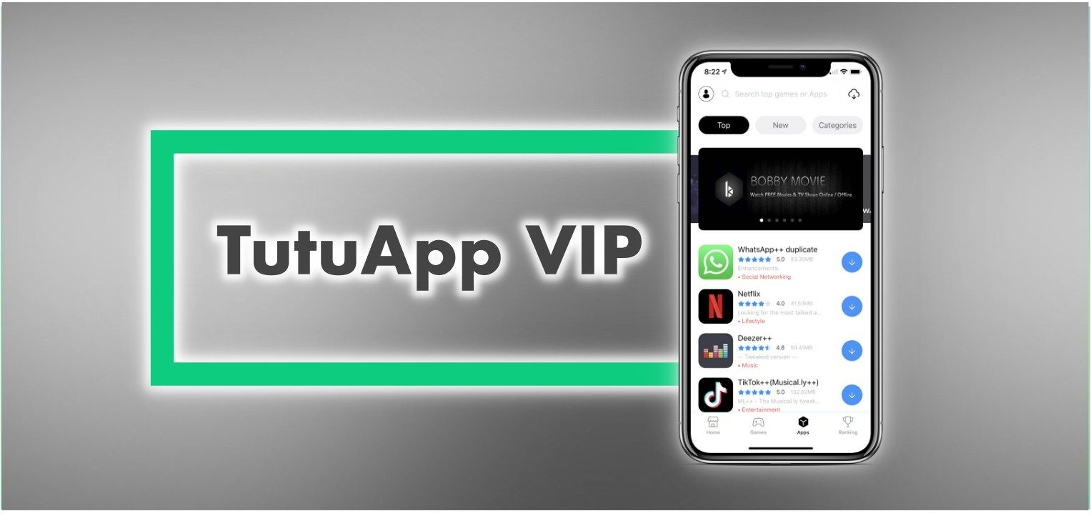 Guide to Downloading Tutu App VIP for iOS & Android 2019