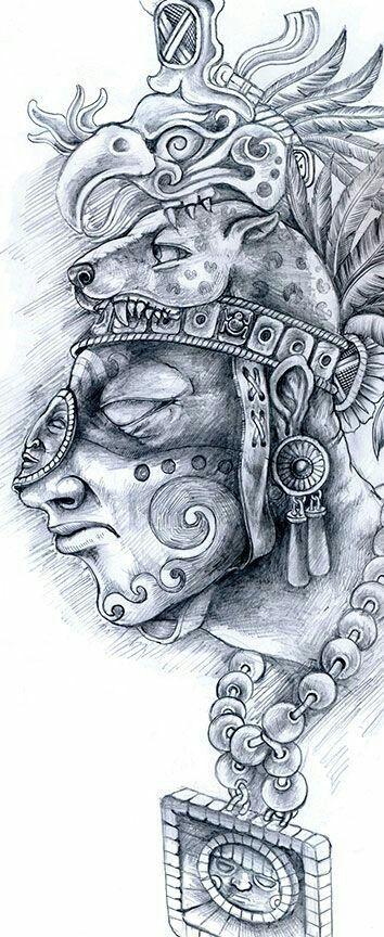 Resultado De Imagen Para Simbolos Mexicanos Tattoo Diseos