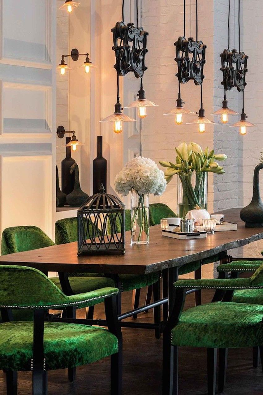 10 Spectacular Modern Dining Room Sets To Inspire You On This