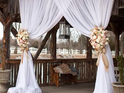 1 Toronto Entrance Door Drapes Farmhouse Wedding Wedding Entrance Wedding