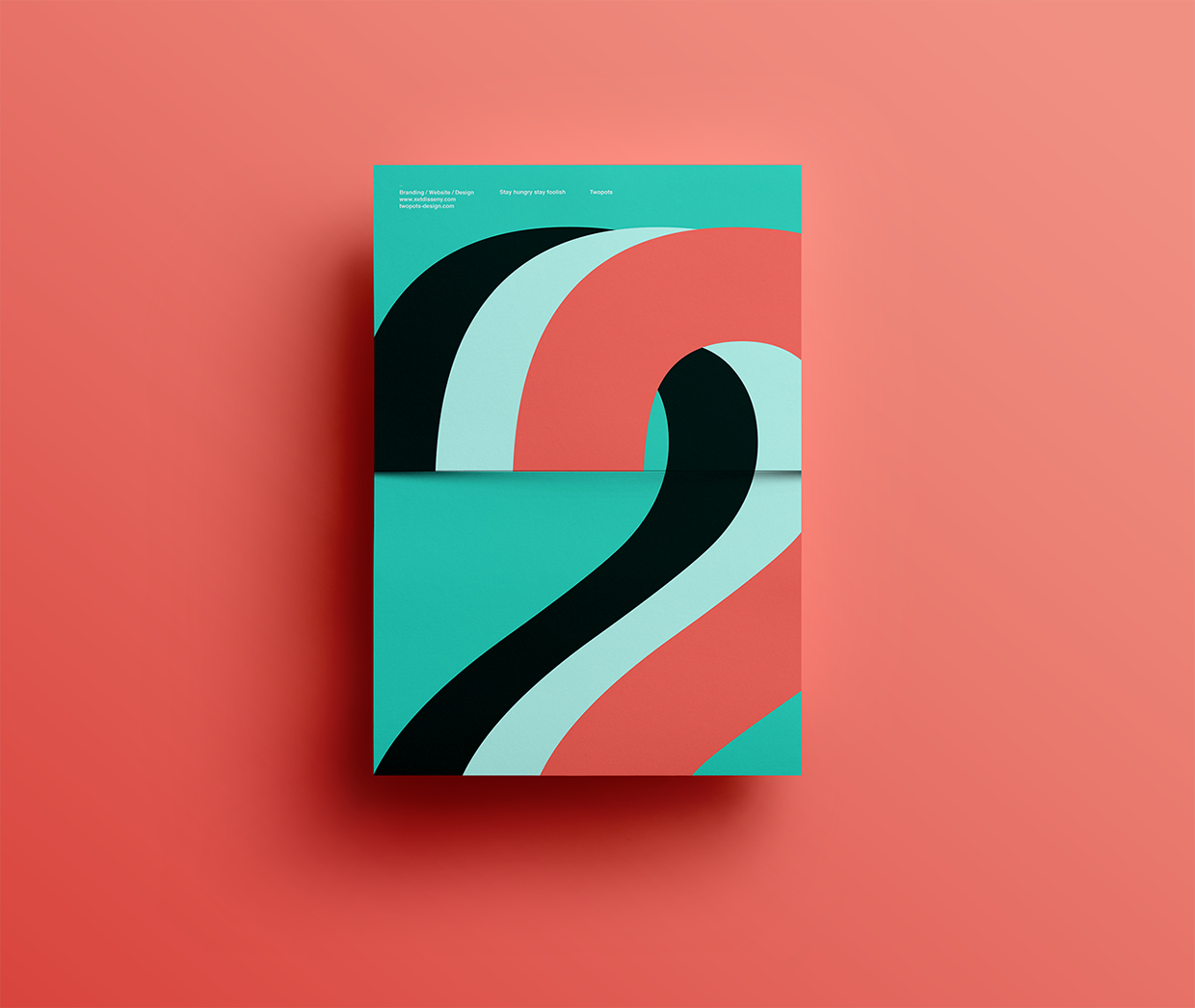 Poster by Xavier Esclusa Trias / Stay on Behance