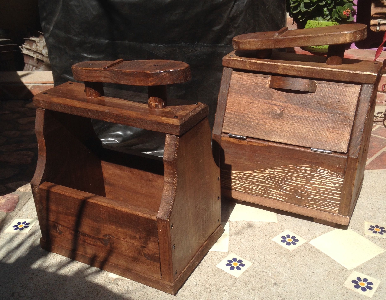 Cajas para bolear zapatos don wily pinterest cajas for Sillas para bolear zapatos