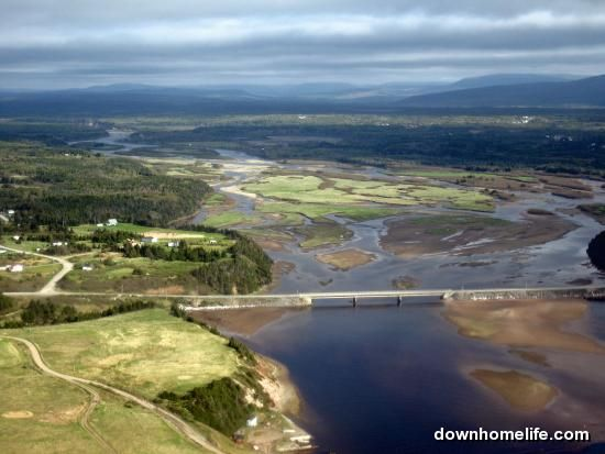 Crabbes River Bridge St David S Nl Ocean Sounds Newfoundland And Labrador Beautiful Sites