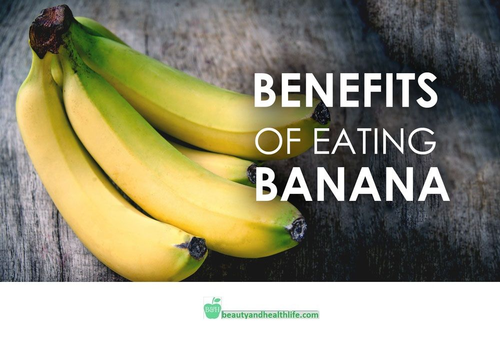 What are the healthy benefits of banana? Find out how many calories are there in bananas and why you should use this amazing fruit.