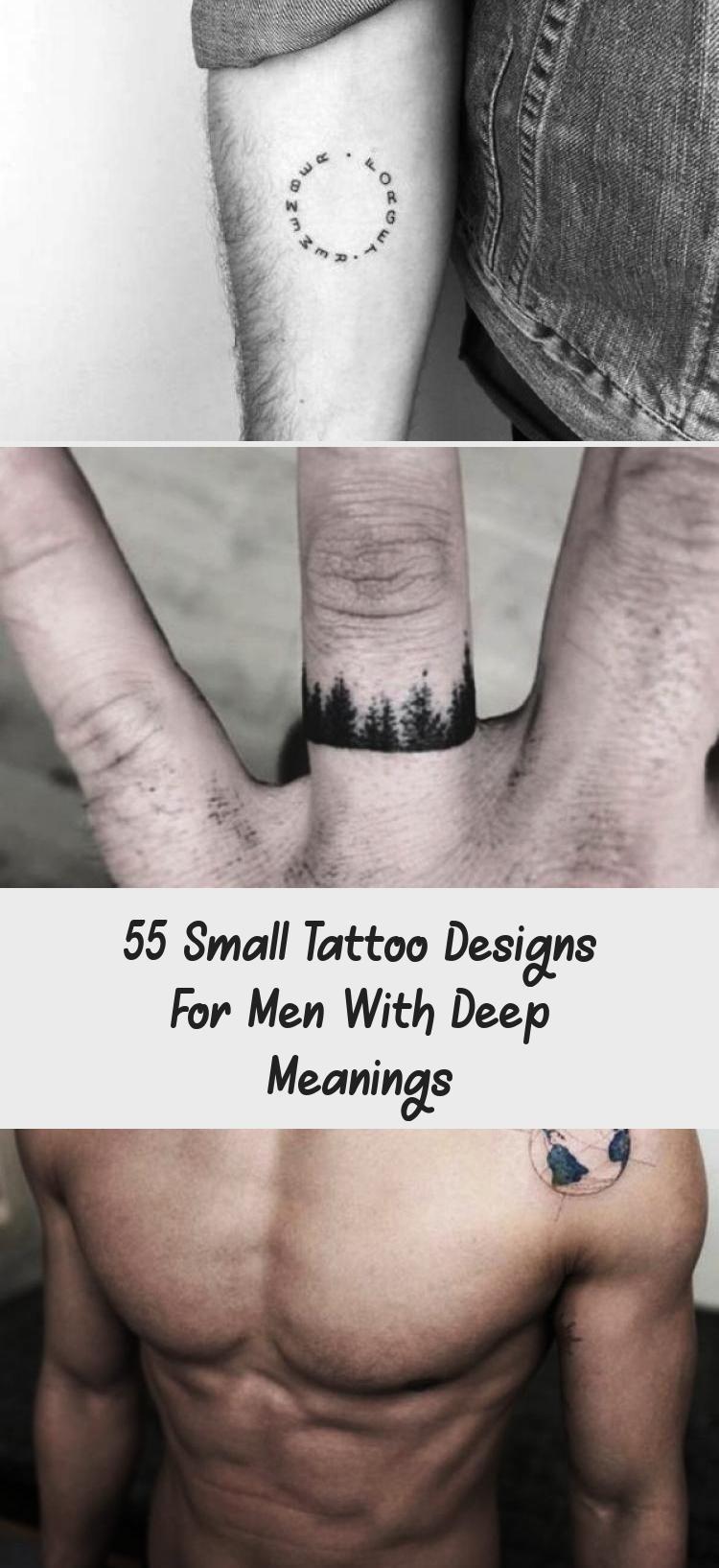 Kleine Tattoo Ontwerpen Voor Mannen Met Diepe Betekenissen Tattooideenkreuz Tattooideenmu In 2020 Small Tattoos Small Tattoo Designs Tattoo Designs Men
