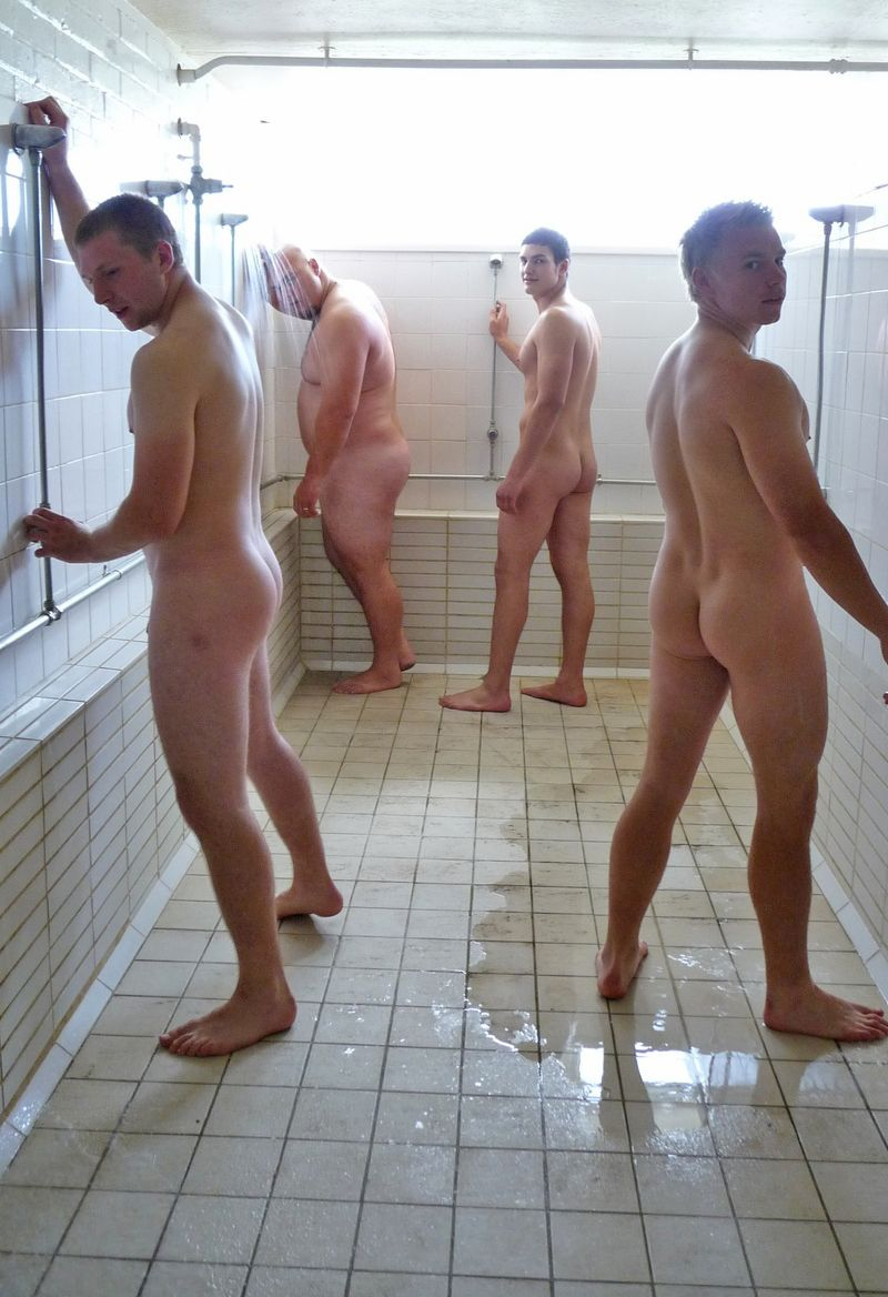 Naked Men Changing - Bing Images  Shower  Pinterest-7673