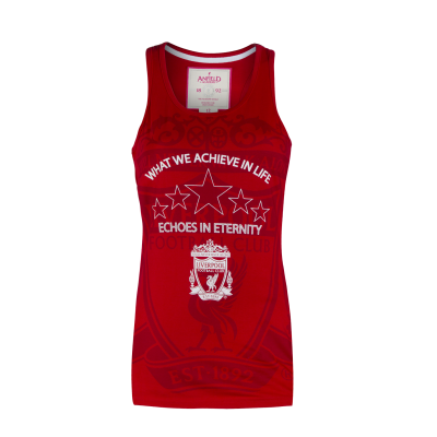 LFC Ladies Red Lexi Vest  7cdfc7bd28
