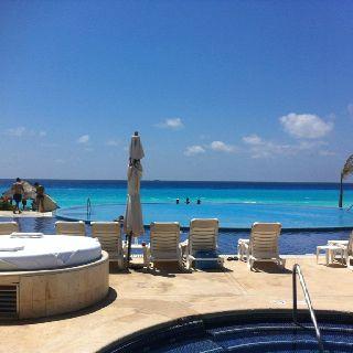 Pool view - Live Aqua Cancun