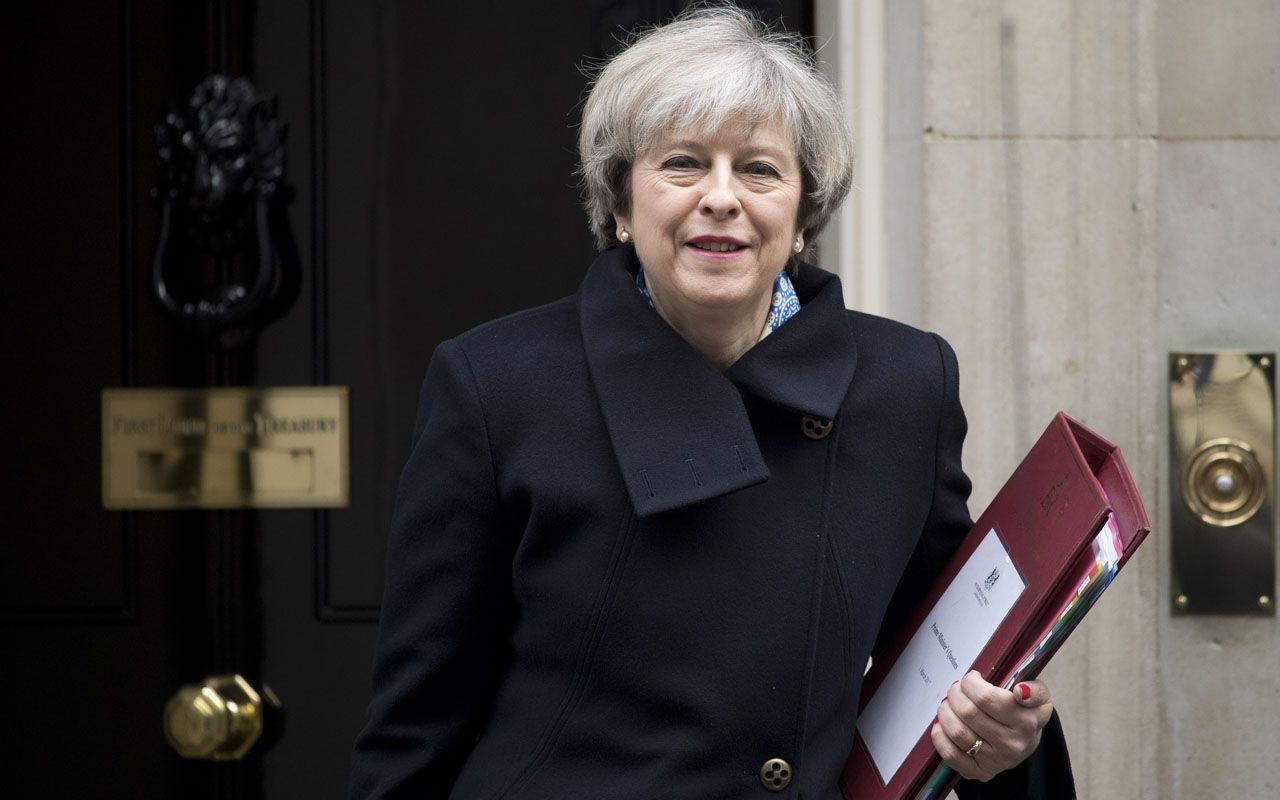 May set for Lords defeat on Europeans post-Brexit rightsRead full details