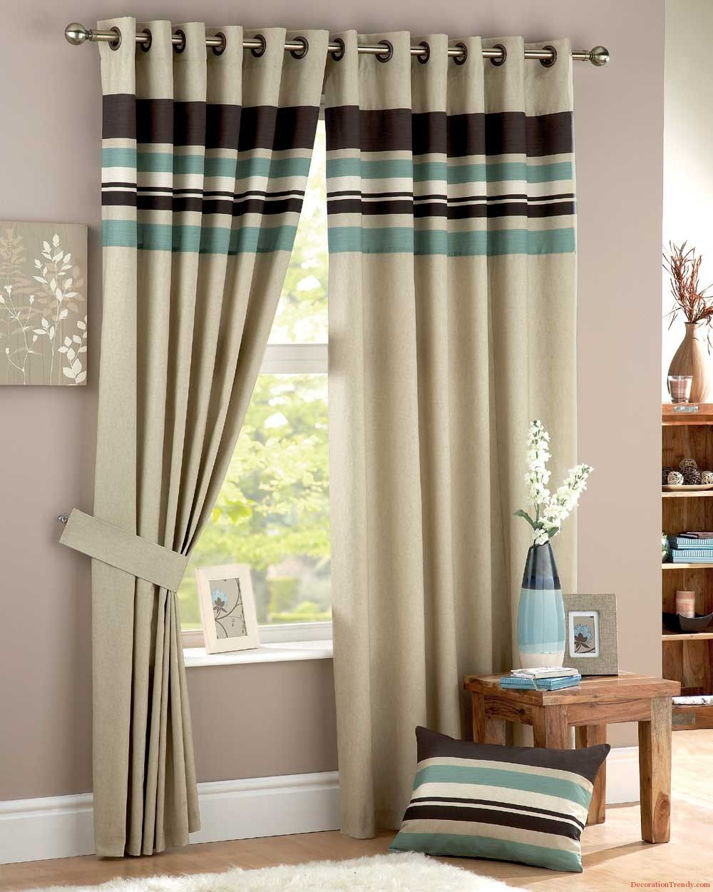 Livingroom curtain decoration design idea decoration trendy