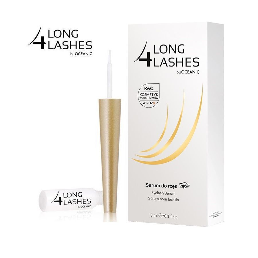 5787304b907 Long 4 Lashes by Oceanic Eyelash Serum, 3 ml 5900116020419 eBay#Oceanic# Eyelash#Long