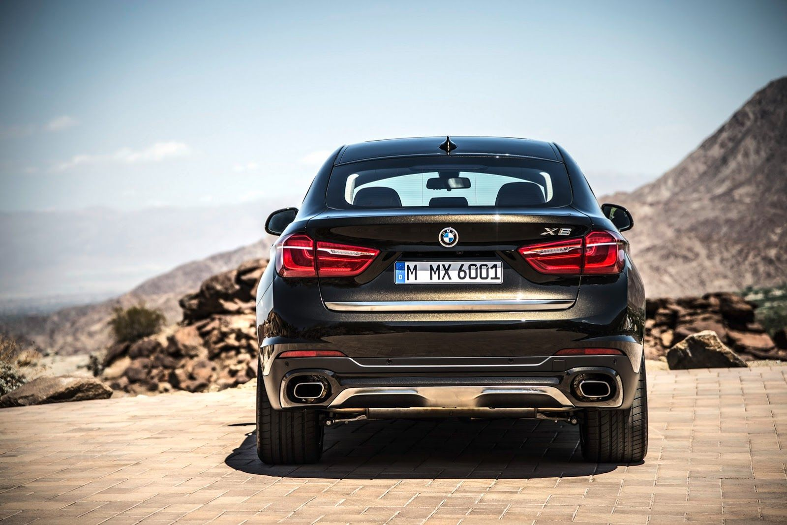 All-New 2015 BMW X6