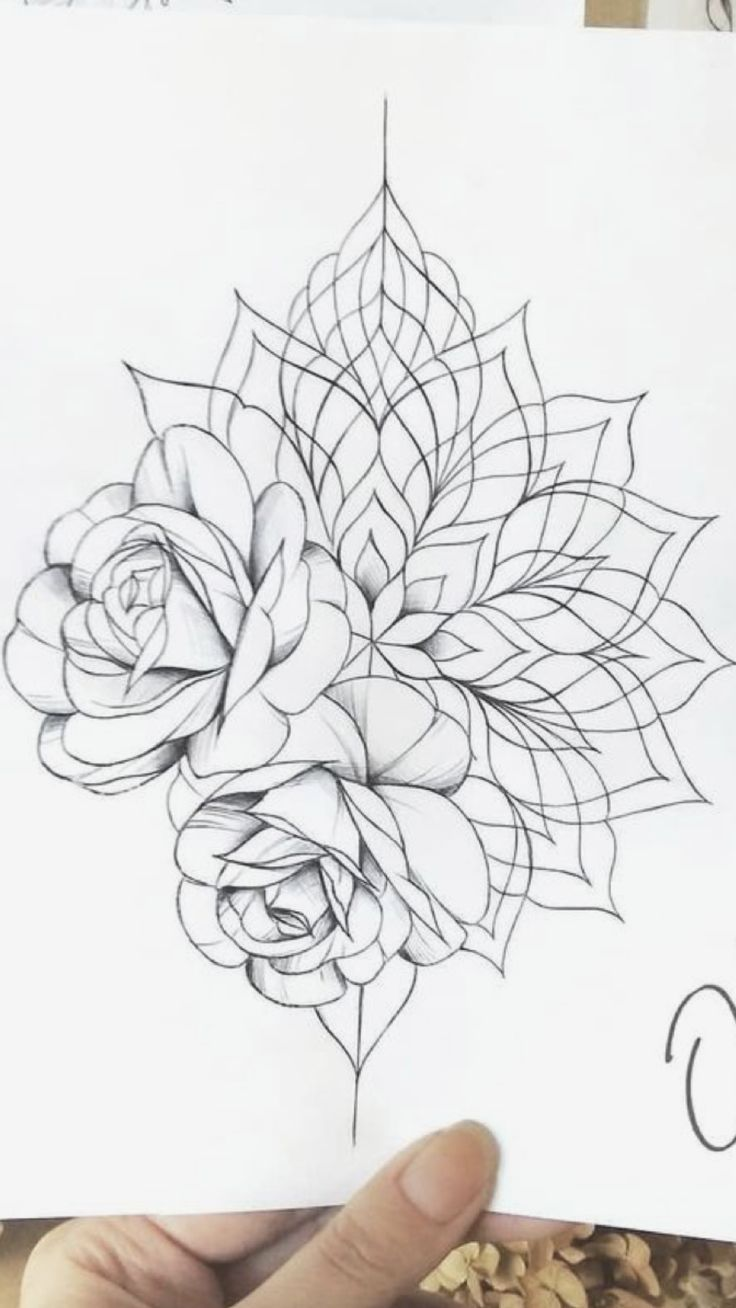 Tattoo-Idee #tattoodrawings