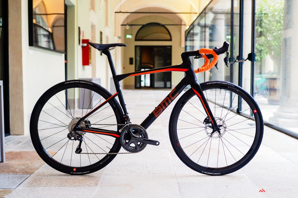 Birds Of A Feather The New Bmc Roadmachine Canyon Endurace Cf