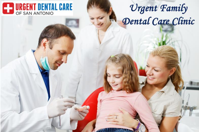 Urgent Family Dental Care Clinic in San Antonio