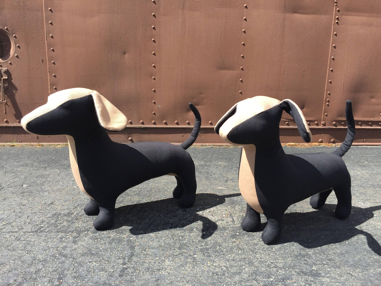 Dachshund Puppy Dog Mannequins By Tippydogmannequins On Etsy Pet