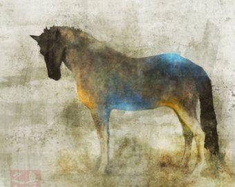 Lone Star 04: Giclee Fine Art Print 13X19   Etsy
