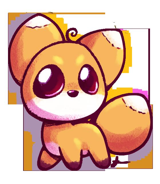 Cute Fox Cute Anime Fox Drawing Desenhos Pinterest Cute Fox Drawing Cartoon Fox Drawing Cute Little Drawings