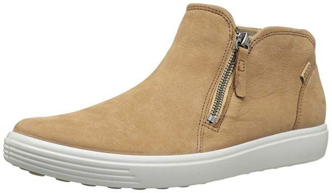 großer Verkauf unverwechselbares Design neuer Stil Amazon.com | ECCO Women's Soft 7 Low Cut Zip Fashion Sneaker ...