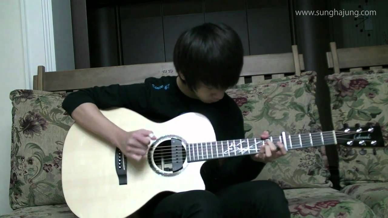 Bruno Mars Just The Way You Are Sungha Jung Pretty And Complex