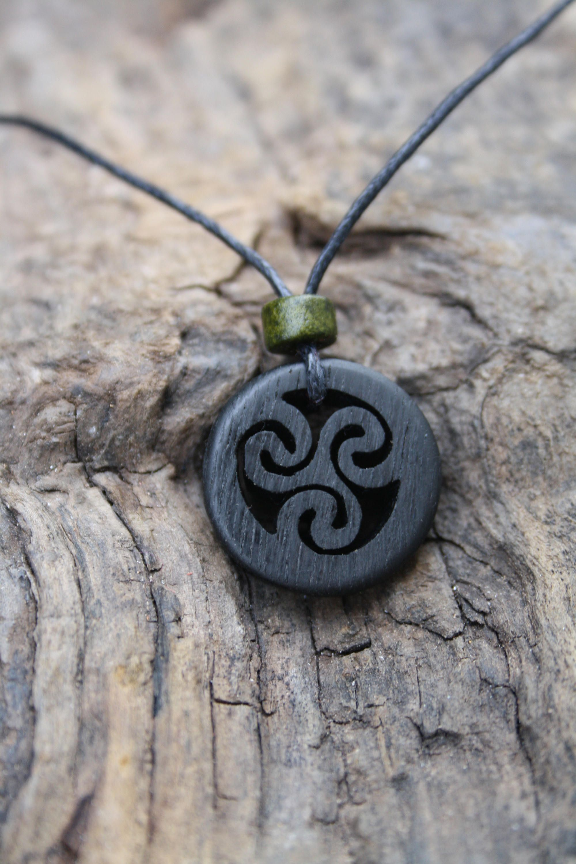 knot silver pendant wicca celticknot goth products triquetra pagan original celtic necklace