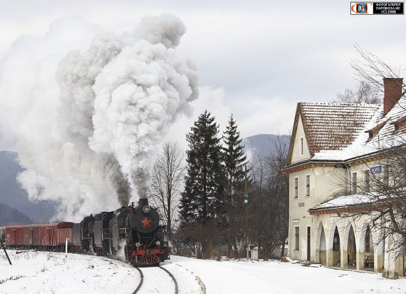 GAYEV: The train was two hours late. Just think of it! What a way to run things!  http://www.barking-moonbat.com/images/uploads/russian_trains_45.jpg