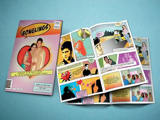 Thumbspark Creative Price Reviews Indian Wedding Invitation