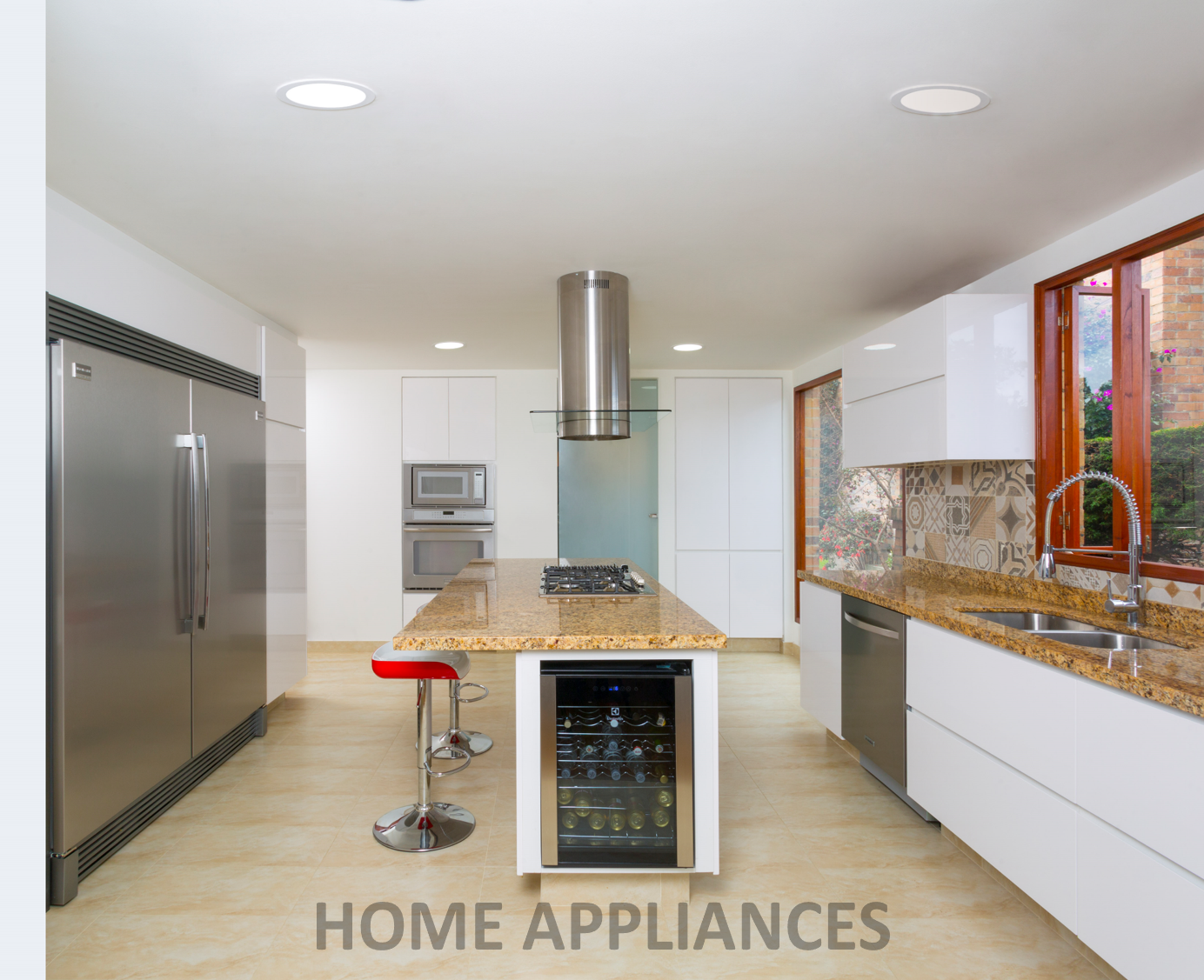 Cocinas Modernas Cocinas Kitchen Design Home Homeappliances  ~ Persianas Para Muebles De Cocina