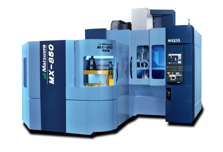 Large Capacity Machine Tool – Meta Morphoz