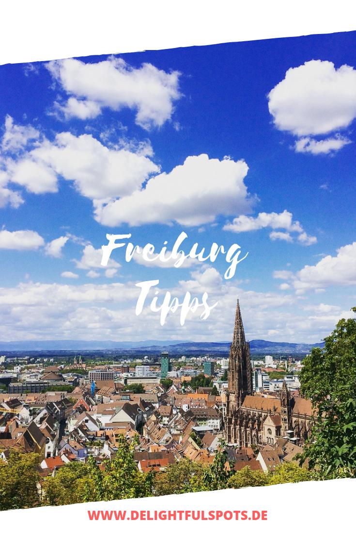 Freiburg im Breisgau – Tipps für ein Wochenende in der Schwarzwaldmetropole