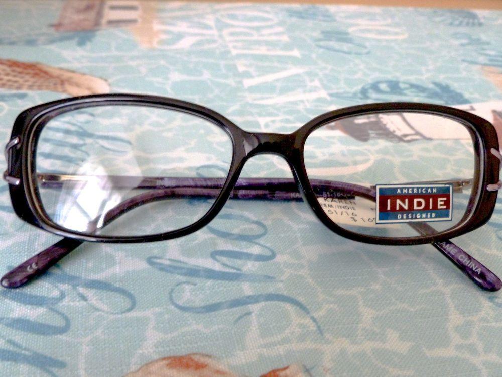 INDIE KAREN AMERICAN DESIGNER EYEWEAR~~Frames~~Glasses-New ...