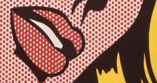 Dots by Lichtenstein