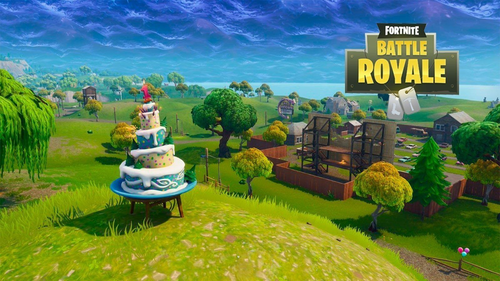 All Known Birthday Cake Locations for the Fortnite Battle