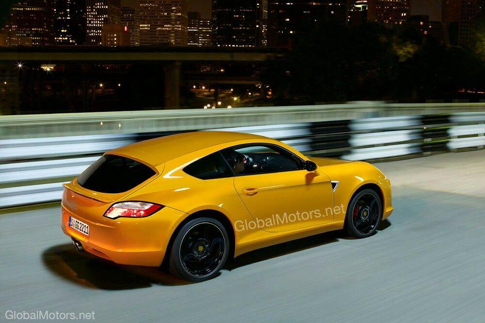 Porsche Hatchback concept