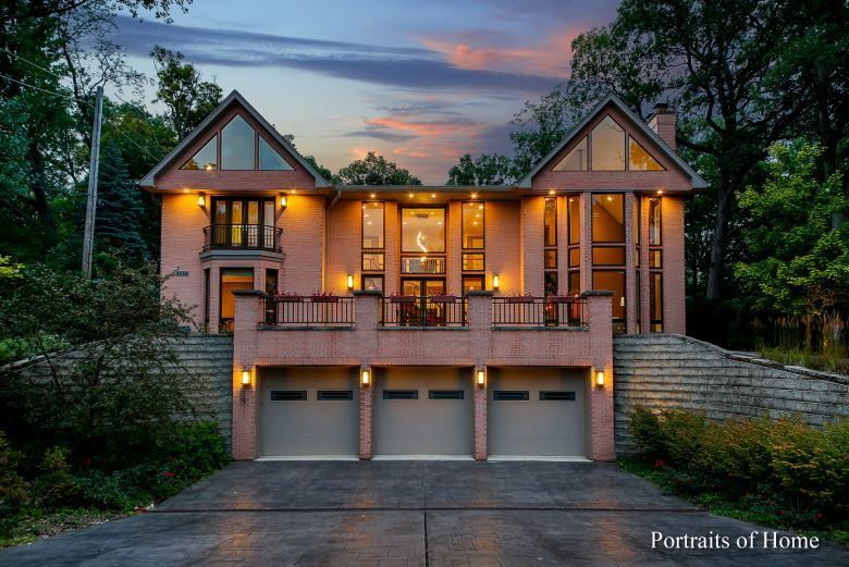 Magnificent Home In Downers Grove Il Luxury Realstate Luxury Real Estate Clarendon Hills Exterior Brick