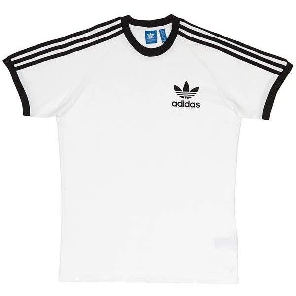 d3d3e0293f adidas SPO T-Shirt ($30) ❤ liked on Polyvore featuring tops, t ...