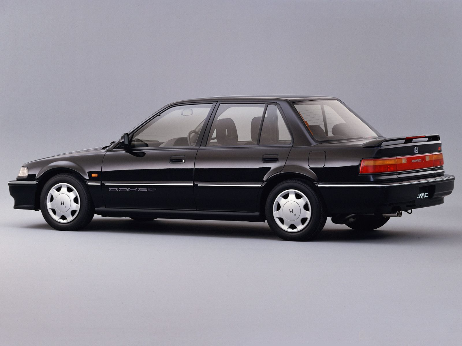1989 91 honda civic si sedan