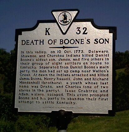 James Boone S Grave Kentucky Historic Marker Daniel Boone S Son Virginia History Historical Marker American History James boone is known for his work on deadboyz, a holiday change (2019) and clean ops the chronicles of v (2012). james boone s grave kentucky historic
